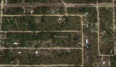 Residential Lots & Land For Sale: 6283 Bowdoin Ave