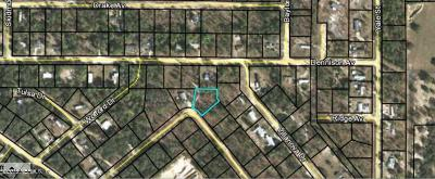 Residential Lots & Land For Sale: 6300 Vanderbilt Dr