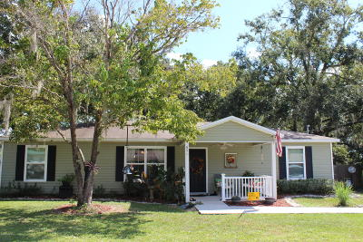 Clay County Single Family Home For Sale: 651 SW Bird Ave