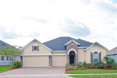 Jacksonville FL Single Family Home For Sale: $489,000