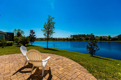 Austin Park, Austin Ranch Ests, Coastal Oaks, Coastal Oaks At Nocatee, Del Webb Ponte Vedra, Greenleaf Preserve, Greenleaf Village, Kelly Pointe, Nocatee Single Family Home For Sale: 60 Majestic Eagle Dr