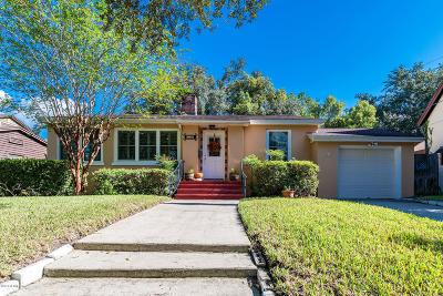 Jacksonville FL Single Family Home For Sale: $309,000