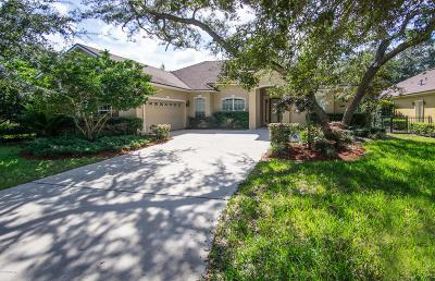 St Augustine Single Family Home For Sale: 5109 Foliage Way