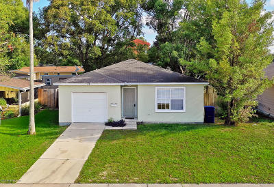 St Augustine Single Family Home For Sale: 139 Shores Blvd