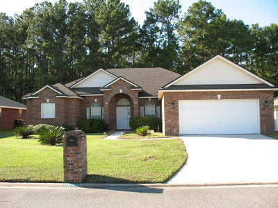 Duval County Single Family Home For Sale: 9046 Hawkeye Dr