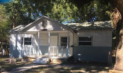 Jacksonville Single Family Home For Sale: 2469 Wylene St