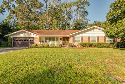 Single Family Home For Sale: 2836 River Oak Dr