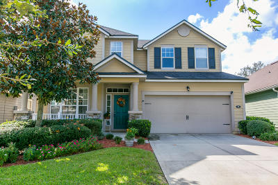 Ponte Vedra Single Family Home For Sale: 79 Windstone Ln