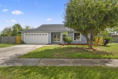 Jacksonville Single Family Home For Sale: 10831 Reading Rd