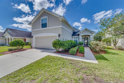 Bartram Springs Single Family Home For Sale: 14828 Bulow Creek Dr