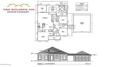 Single Family Home For Sale: 4625 Burdock Ct