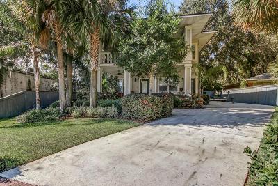 Single Family Home For Sale: 3967 Oak St