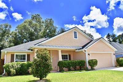 St Augustine Single Family Home For Sale: 137 Grafft Ln