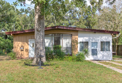 Jacksonville Single Family Home For Sale: 4210 Aldington Dr