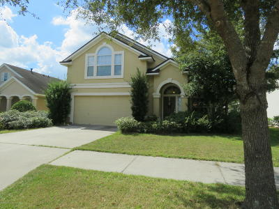Bartram Springs Single Family Home Contingent Take Backup: 14756 Bulow Creek Dr
