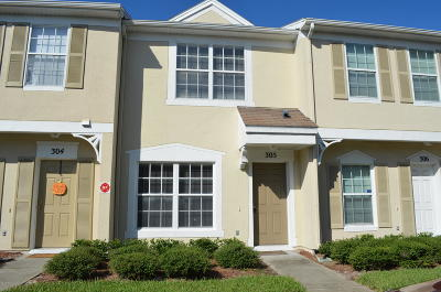 Jacksonville Condo For Sale: 8230 Dames Point Crossing Blvd #305