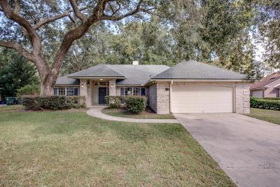 Jacksonville Single Family Home For Sale: 1741 Lord Byron Ln