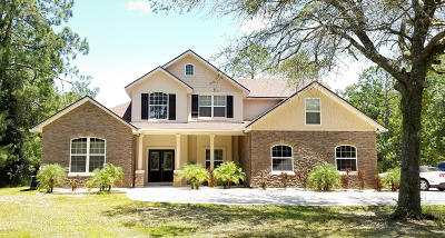 St. Johns County Single Family Home For Sale: 1205 Marlee Rd