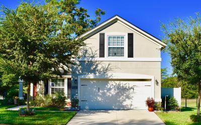 Jacksonville Single Family Home For Sale: 10874 Cedar Branch Rd