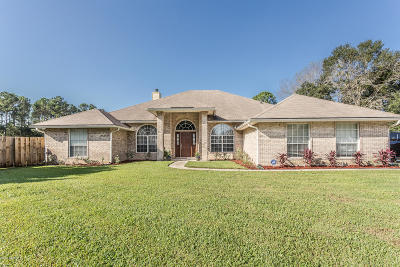 Jacksonville Single Family Home For Sale: 11838 Stage Stop Ct