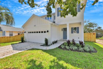 Jacksonville Beach Single Family Home For Sale: 3916 Poinciana Blvd