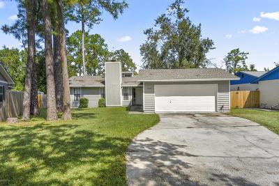 Jacksonville Single Family Home For Sale: 11535 Lake Ride Dr