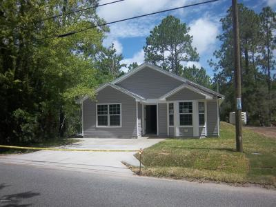 St. Johns County Single Family Home For Sale: 1040 W 7th St