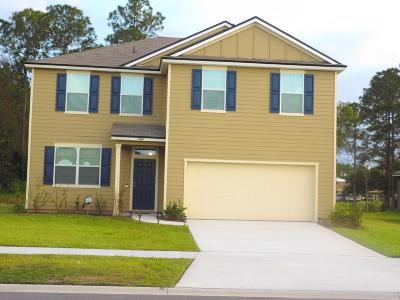 Jacksonville Single Family Home For Sale: 11486 Carson Lake Dr