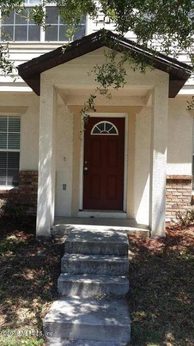 Jacksonville Townhouse For Sale: 8428 McGirts Village Ln