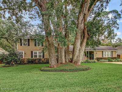 Jacksonville Single Family Home For Sale: 2635 Iroquois Ave