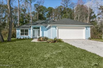 Single Family Home For Sale: 447 Jax Estates Dr N