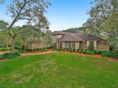 Ponte Vedra Single Family Home For Sale: 10617 Quail Ridge Dr