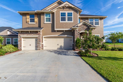 St Augustine FL Single Family Home For Sale: $398,900