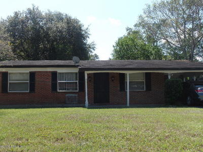 Duval County Single Family Home For Sale: 7450 Impala Ln