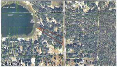 Hawthorne FL Residential Lots & Land For Sale: $8,000