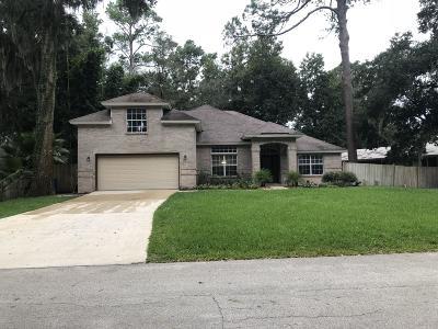 Jacksonville Single Family Home For Sale: 14150 Ivylgail Dr N