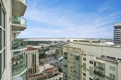 Jacksonville Condo For Sale: 1431 Riverplace Blvd #3104