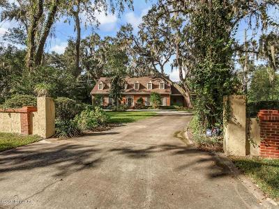 Mandarin Single Family Home For Sale: 12200 Mandarin Rd