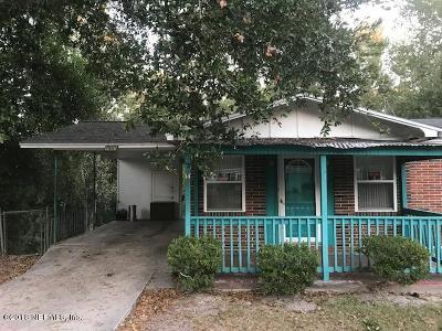 Jacksonville Single Family Home For Sale: 7981 Denham Rd E
