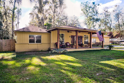 Orange Park Single Family Home For Sale: 3454 Lullwater Ln