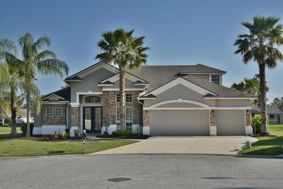 Fleming Island Single Family Home For Sale: 1711 Broad Water Ct