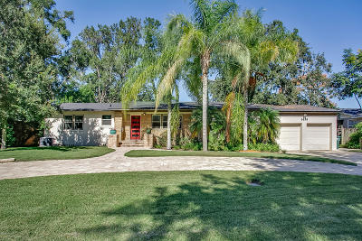San Marco Single Family Home For Sale: 1423 San Amaro Rd