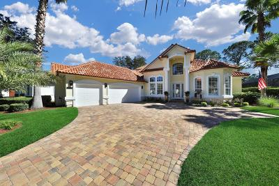 Ponte Vedra Beach FL Single Family Home For Sale: $975,000
