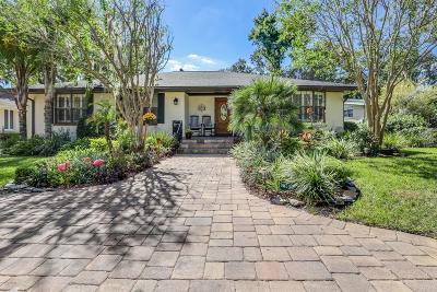 Jacksonville Single Family Home For Sale: 916 Alhambra Dr S
