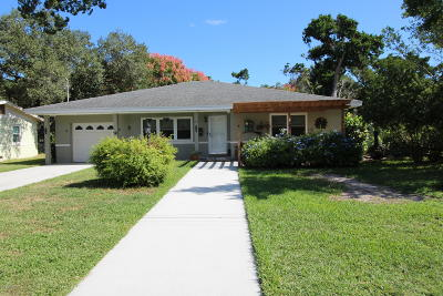 Single Family Home For Sale: 22 Coquina Ave