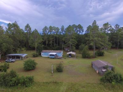 Olustee FL Mobile/Manufactured For Sale: $125,000