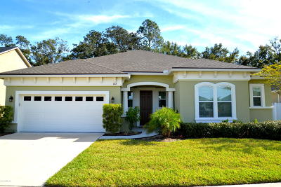 St. Johns County Single Family Home For Sale: 664 Montiano Cir