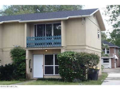 Jacksonville Multi Family Home For Sale: 1204 Belmont Ter