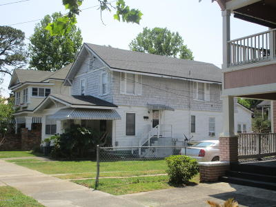 Multi Family Home For Sale: 2354 Forbes St