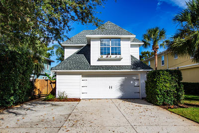 Jacksonville Beach Single Family Home For Sale: 725 11th Ave S